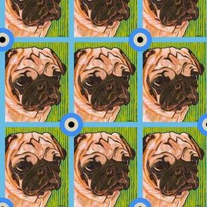 Bullseye Pug