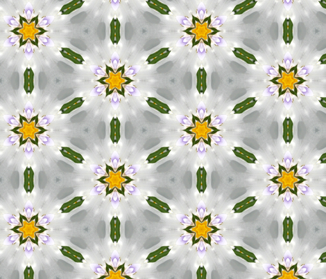 tiling_Iris_1 fabric by kstarbuck on Spoonflower - custom fabric
