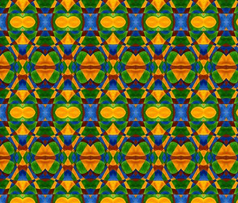 Quadrichrome 16 fabric by galleryhakon on Spoonflower - custom fabric