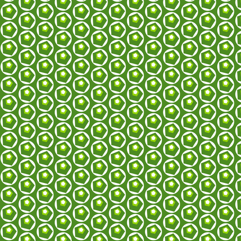 Geo Dot Complex Mojito Small Scale fabric by courtandspark on Spoonflower - custom fabric