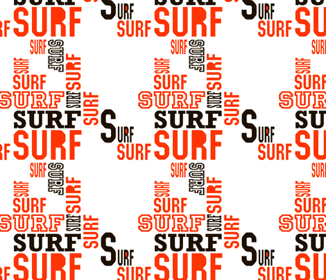 Surf Houndstooth 1