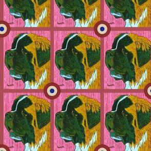Saint Bernard Bullseye