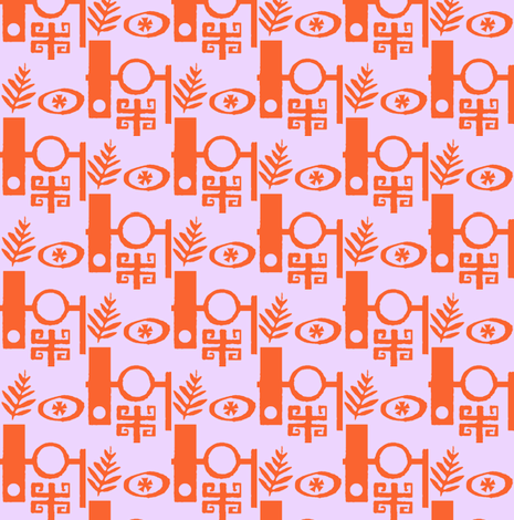 Chinoiserie  fabric by boris_thumbkin on Spoonflower - custom fabric