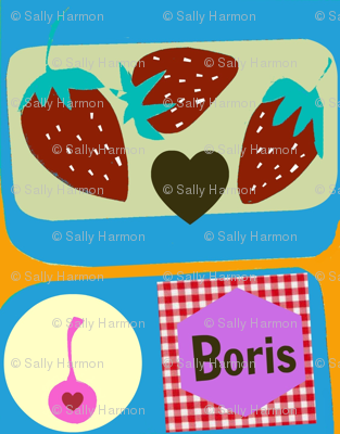 Boris Cherry Berry