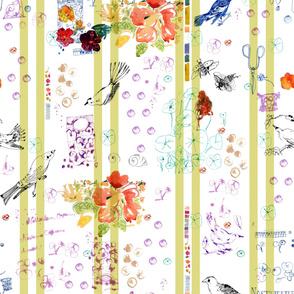 cestlaviv_mon jardin notes