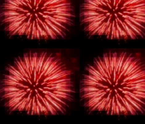 pix fireworks fabric by kaynoh on Spoonflower - custom fabric