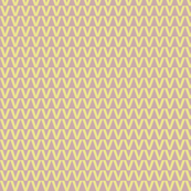 Zigzag Triangles in French Lilac