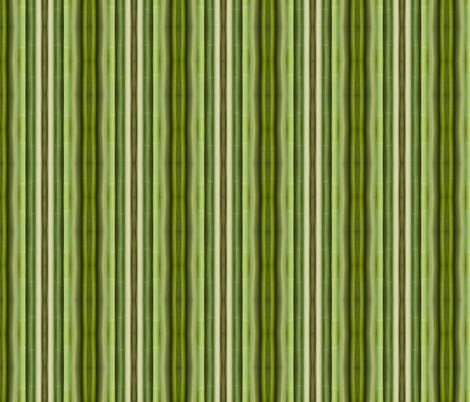 Green Bamboo Symmetry fabric by galleryhakon on Spoonflower - custom fabric