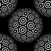 Escher Disc Optical Illusion