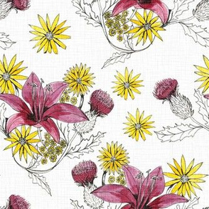 flowers_linen