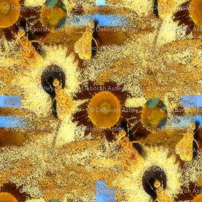 A Circle of Bees