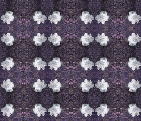 Fungi Floral Purple