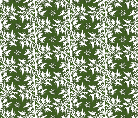 small palm -Tropical_ designer Lydia Falletti  fabric by artsylady on Spoonflower - custom fabric
