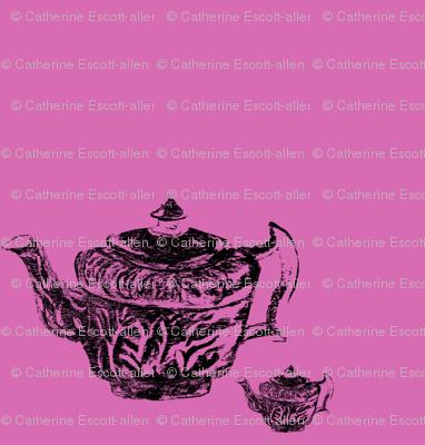 Dancing Teapots