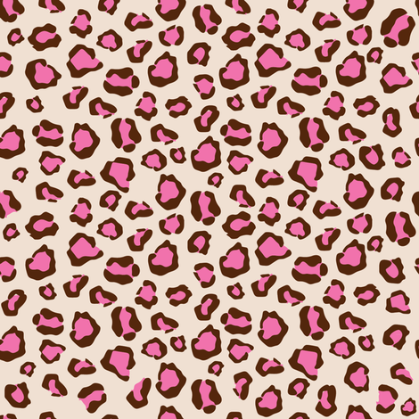 Baby leopard fabric by renata_f on Spoonflower - custom fabric