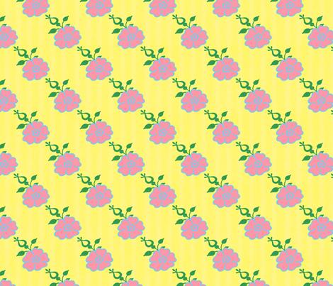 CUTELILBUTTERFLY_FLOWERSANDGARDENS_FABRIC1 fabric by cutelilbutterfly on Spoonflower - custom fabric