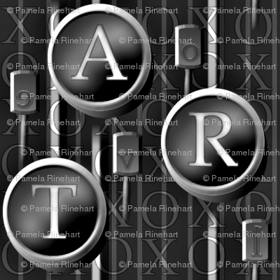 Love and the Art of Typing grayscale