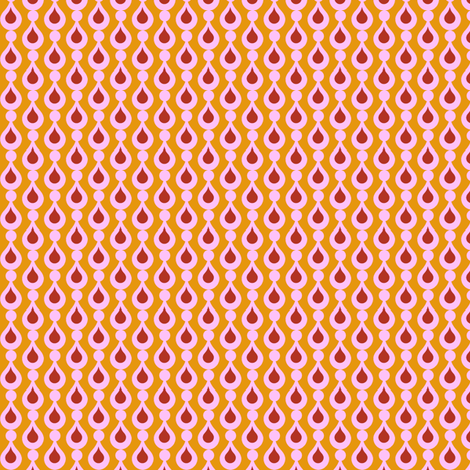 Teardrop Stripes fabric by boris_thumbkin on Spoonflower - custom fabric