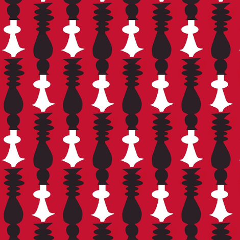 Busy With the Lathe fabric by boris_thumbkin on Spoonflower - custom fabric