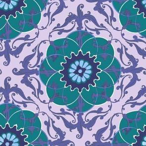 tadjik design, alternate colors