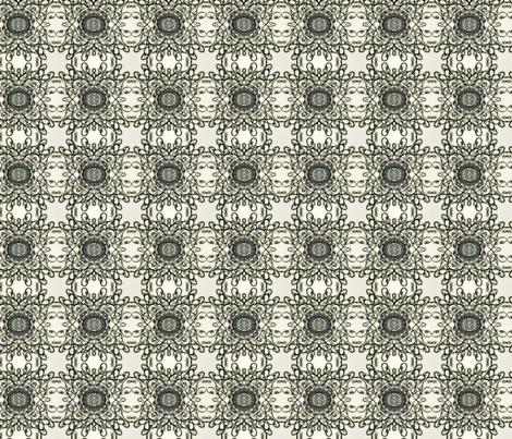 Mystic Mantra fabric by cutelilbutterfly on Spoonflower - custom fabric