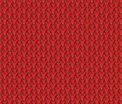 gauntlet scales 05 fabric by glimmericks on Spoonflower - custom fabric