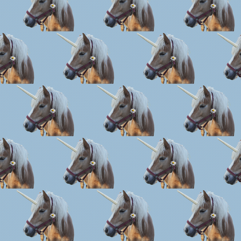 Unicorn fabric by arts_and_herbs on Spoonflower - custom fabric