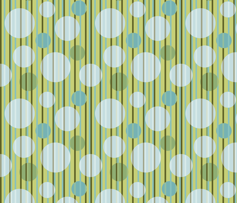 champagne bubbles fabric by kittenstitches on Spoonflower - custom fabric