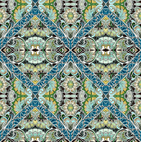 Step Right This Way fabric by edsel2084 on Spoonflower - custom fabric