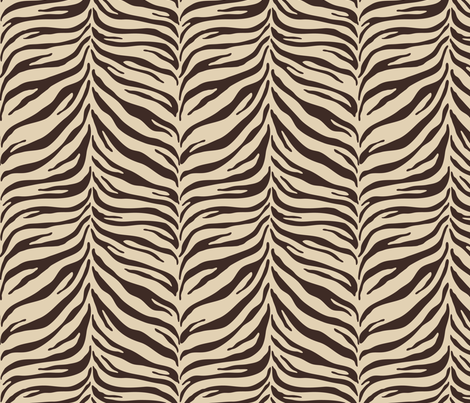 Hawaii-Five-O on the prowl fabric by vicky_s on Spoonflower - custom fabric