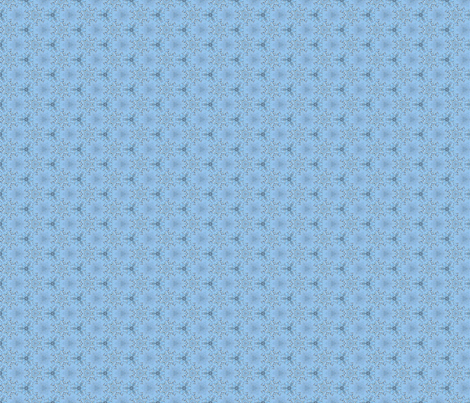Snowflakes 03 fabric by kstarbuck on Spoonflower - custom fabric