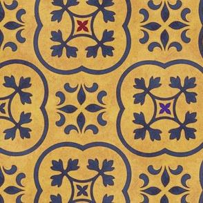 Classic tile design