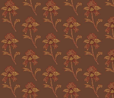 indian spice 2 fabric by paragonstudios on Spoonflower - custom fabric