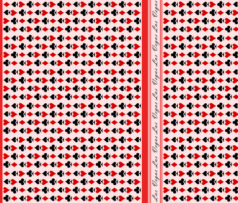 Red_Vegas fabric by faefall on Spoonflower - custom fabric