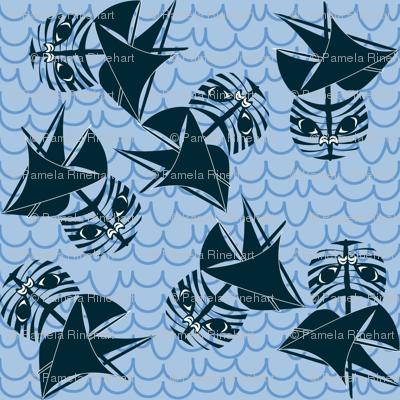 Cat Boat