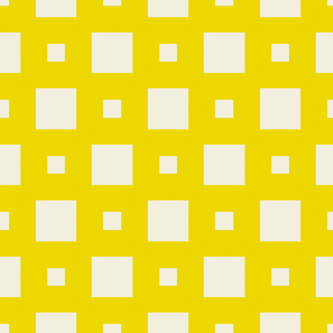 Nassau Yellow fabric by stoflab on Spoonflower - custom fabric