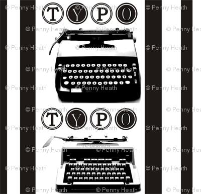 Typewriter Typo