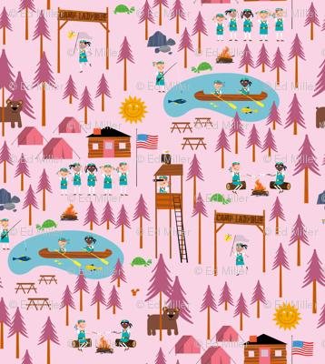 Camp Ladybug