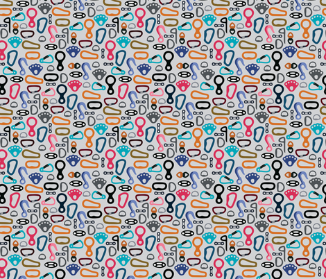 Climb Camp fabric by policunha on Spoonflower - custom fabric