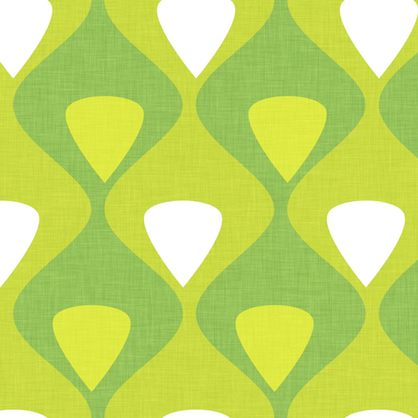 Gogo - summer light fabric by thecalvarium on Spoonflower - custom fabric