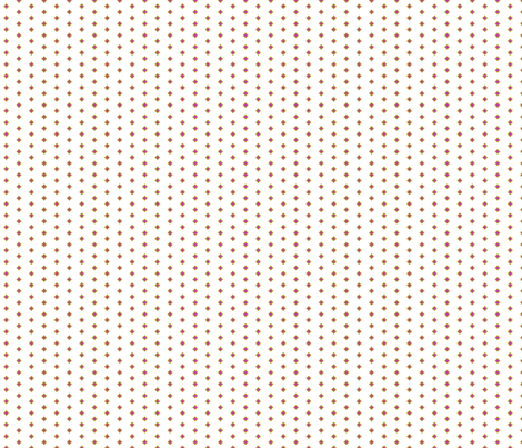 daisy tile: raspberry diamonds fabric by cindi_g on Spoonflower - custom fabric
