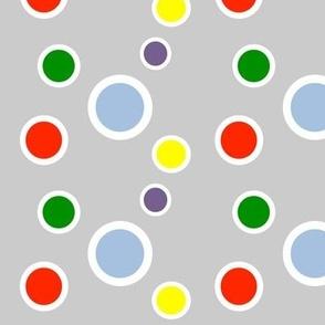 Preppy Dots (Multi)