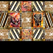 Rafrican_wild_animal_quilt__2_part__bottom_half_shop_thumb