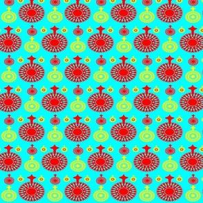 pomegranate trio-ed