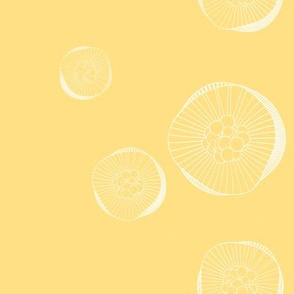 Abstract Pattern (yellow)