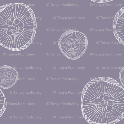 Abstract Pattern (lilac)