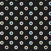 Eyeball Polka Dots