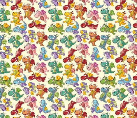 Drag-n-Dropp fabric by vicky_s on Spoonflower - custom fabric