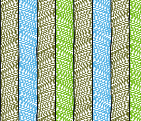 InkHerringbone fabric by janekenstein on Spoonflower - custom fabric