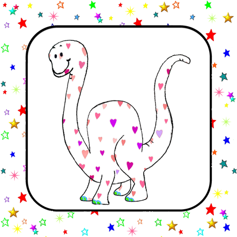 Sweet Brachiosaurus